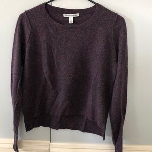 PERFECT Autumn Cashmere sweater sz S